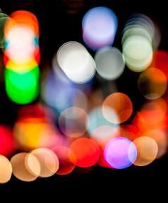 Lights - Traffic Blur (1)