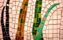 Tiles - Green White